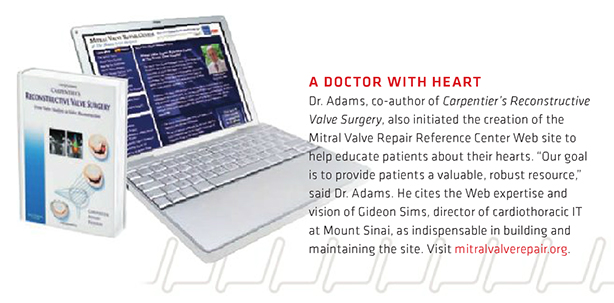 From the Spring 2012 issue of Mount Sinai Science & Medicine Magazine